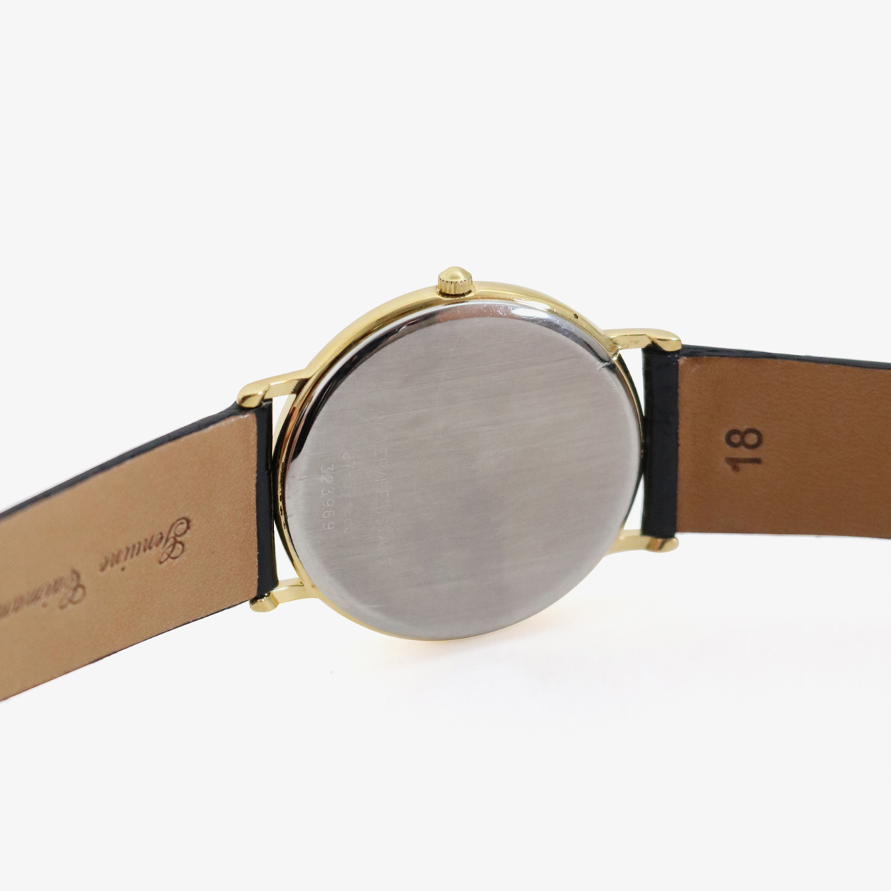 SOLD OUT|Tiffany & Co.|Roman GP/SS - 90'S|OTHER VINTAGE WATCH