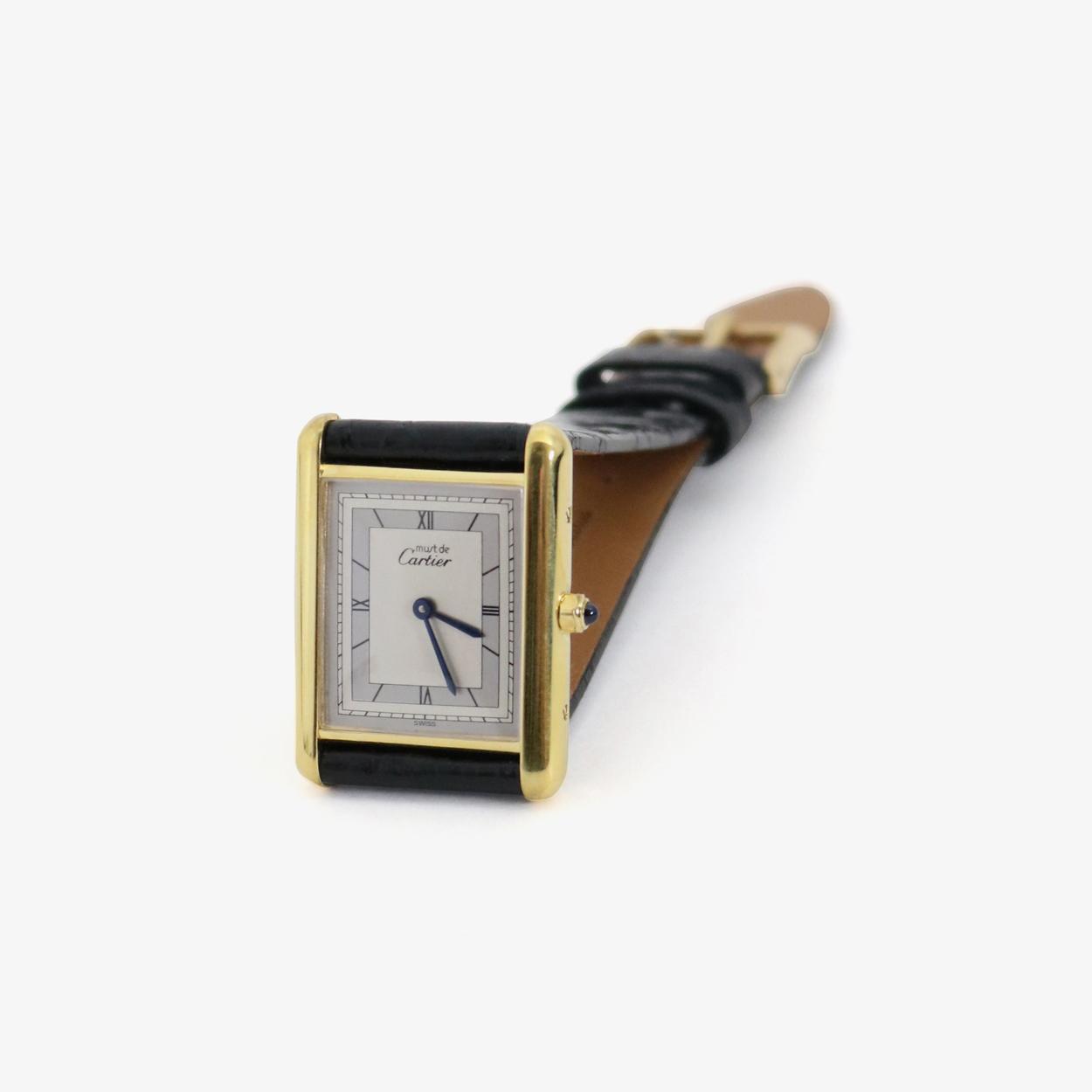 SOLD OUT|Cartier|must de Cartier TANK LM - 90's|VINTAGE Cartier