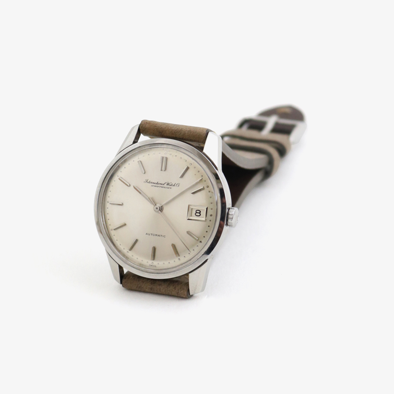 IWC|AUTOMATIC – 60's|Vintage IWC