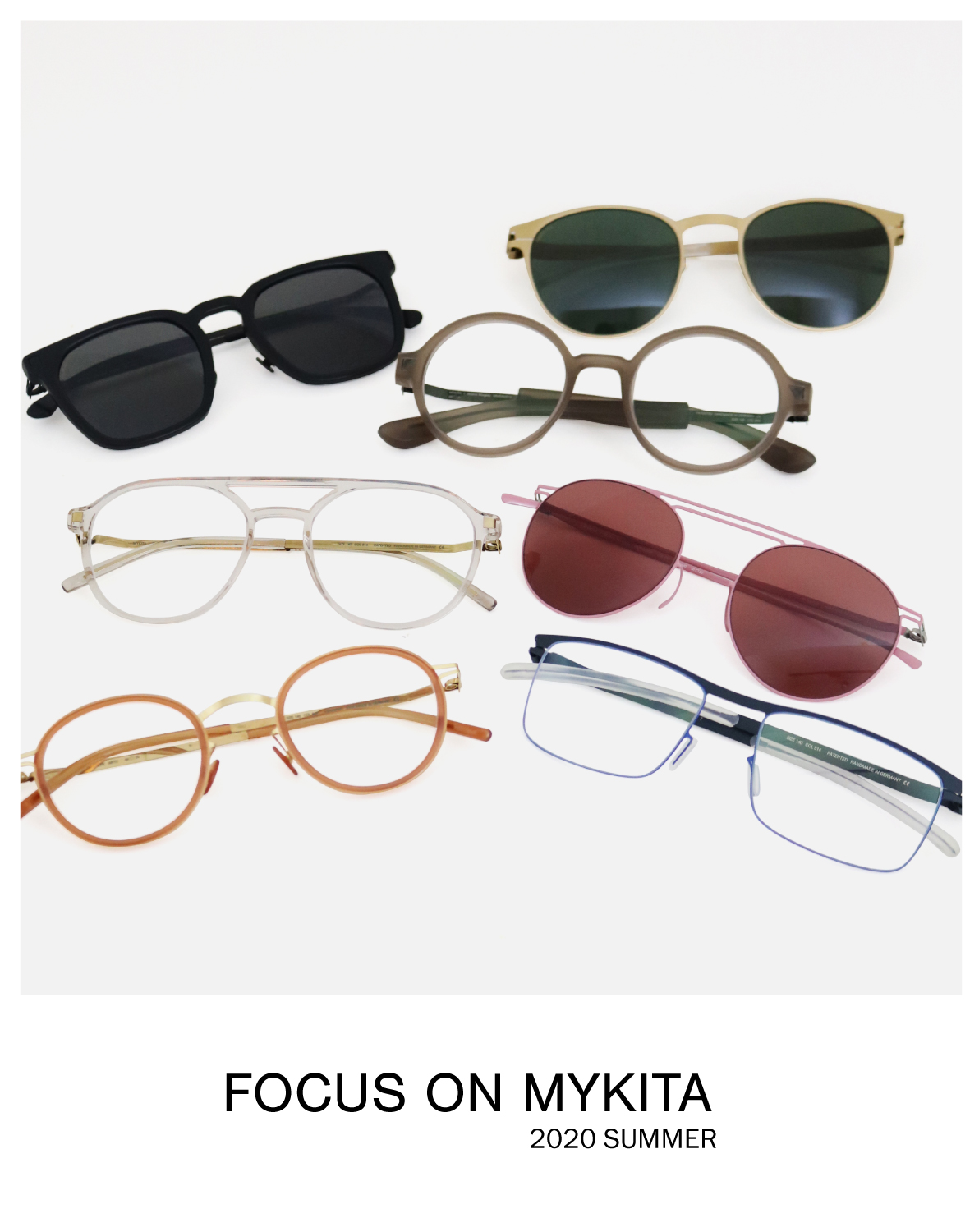 FOCUS ON MYKITA|2020 SUMMER