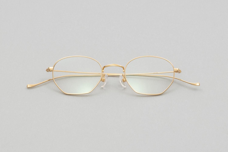 A/yg-HEG 46 - K18YG|Luxury Eyewear