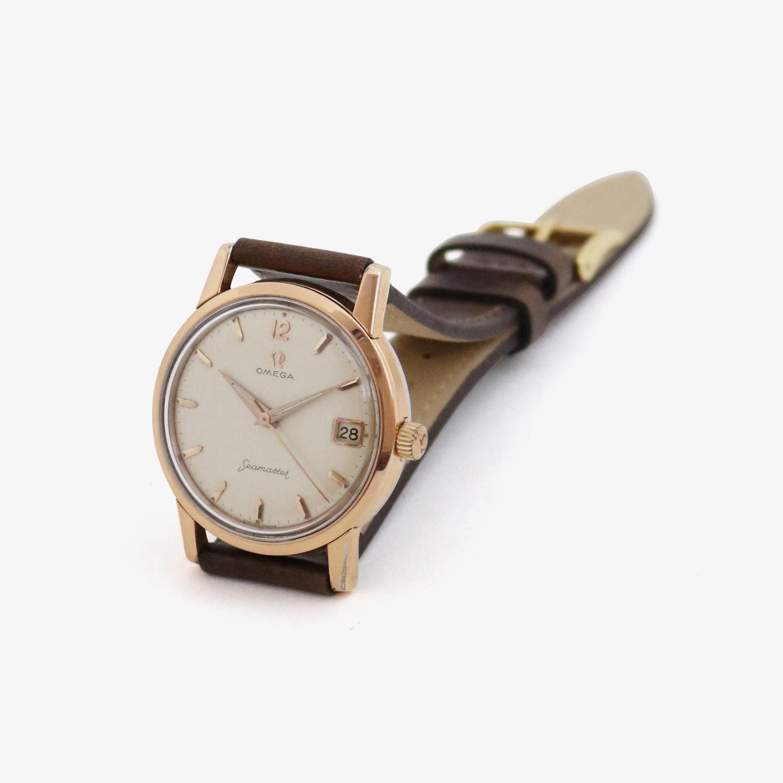 OMEGA|Seamaster Date – 60's|VINTAGE OMEGA