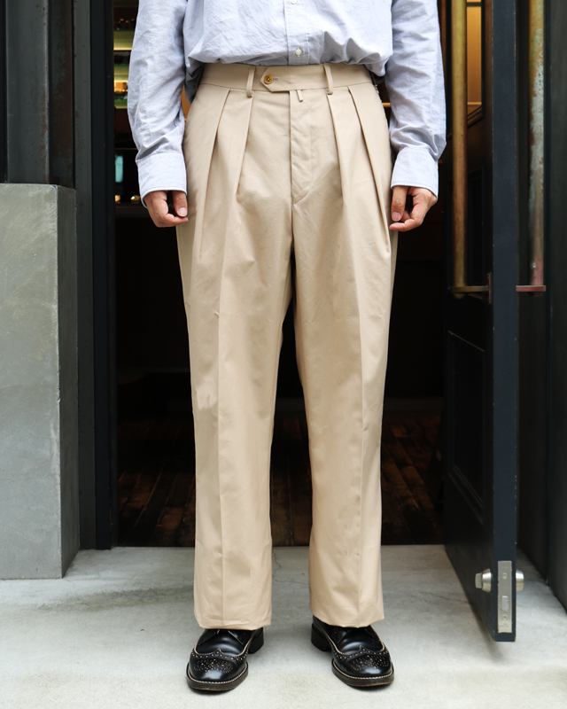 ENGLAND VENTILE|WIDE – Sand Beige|NEAT