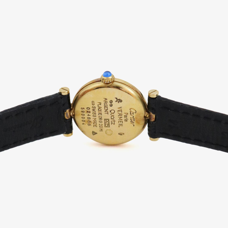 Cartier|must de Cartier VENDOME SM - 90's|VINTAGE Cartier
