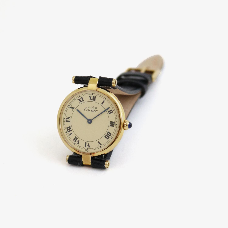 Cartier|must de Cartier VENDOME LM - 90's|VINTAGE Cartier