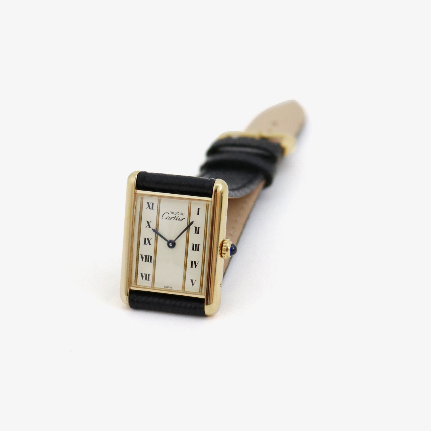 SOLD OUT|Cartier|must de Cartier TANK LM - 90's|VINTAGE Cartier
