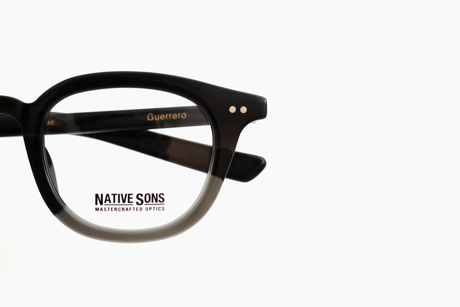 GUERRERO - Black Fade|NATIVE SONS