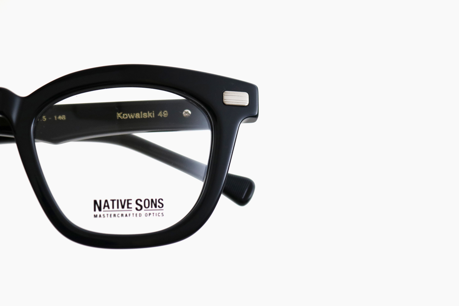 KOWALSKI - Black|NATIVE SONS