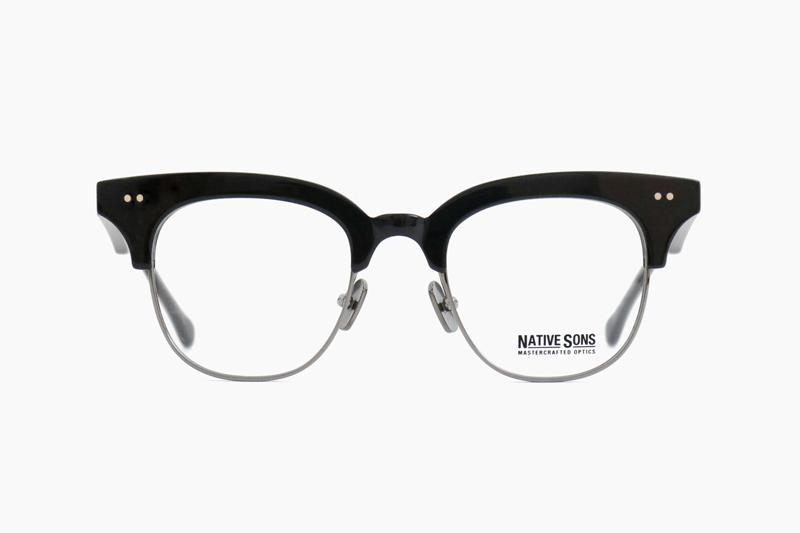 NEWMAN – Black / Black Palladium|NATIVE SONS