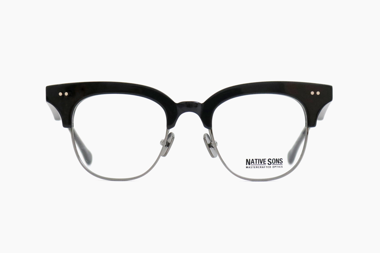 NEWMAN - Black / Black Palladium|NATIVE SONS