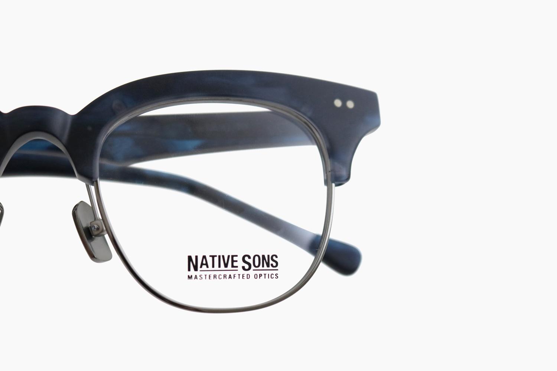 NEWMAN - Matte Indigo / Black Palladium|Exclusive|NATIVE SONS