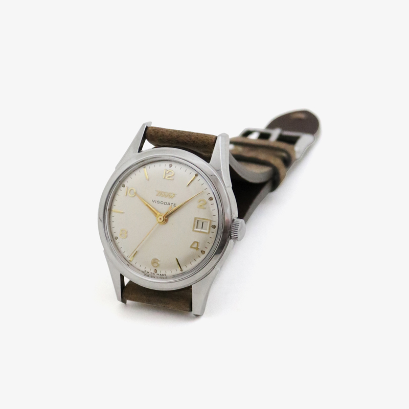 Tissot|VISODATE – 50's|OTHER VINTAGE WATCH