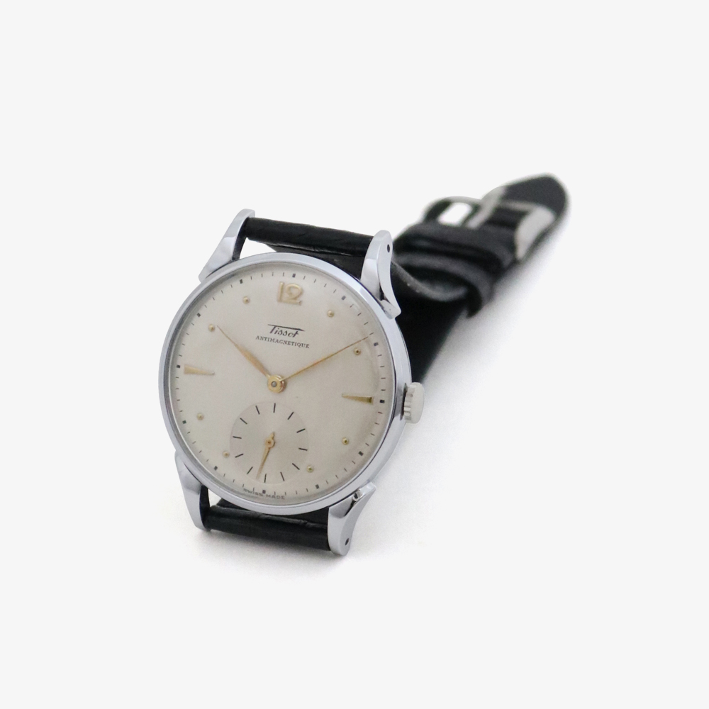 Tissot|ANTIMAGNETIQUE – 60's|OTHER VINTAGE WATCH