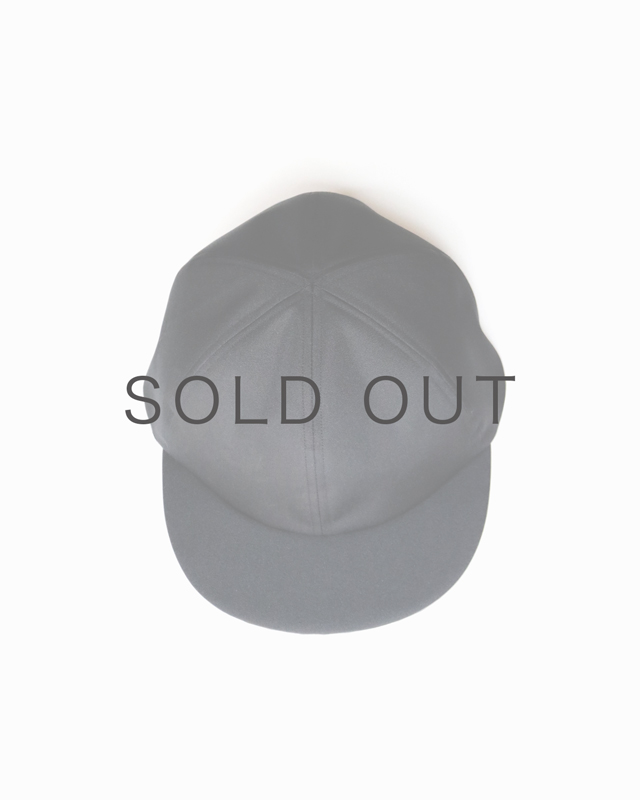 CORDURA LITTLE BRIM CAP –  Black|COMESANDGOES