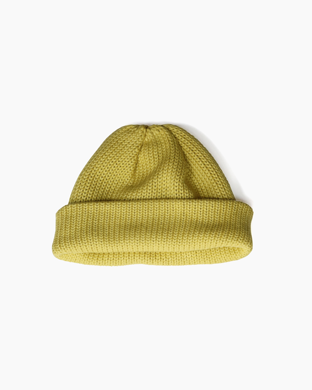 STANDARD KNIT – Yellow|COMESANDGOES