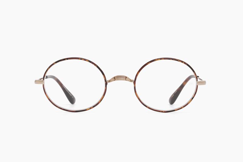 Oliver Oval/Pro Titanium – Gold MMS|OLIVER GOLDSMITH