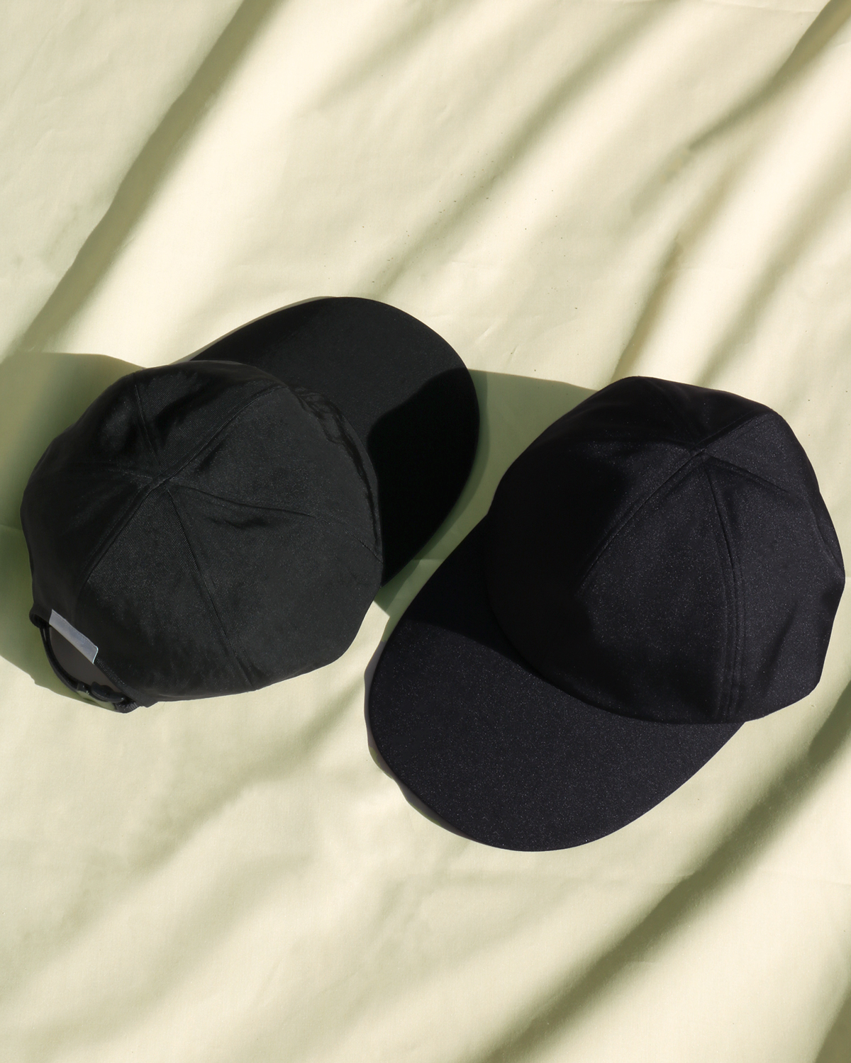 COMESANDGOES|<LITTLE> LONG BRIM CAP – EXCLUSIVE