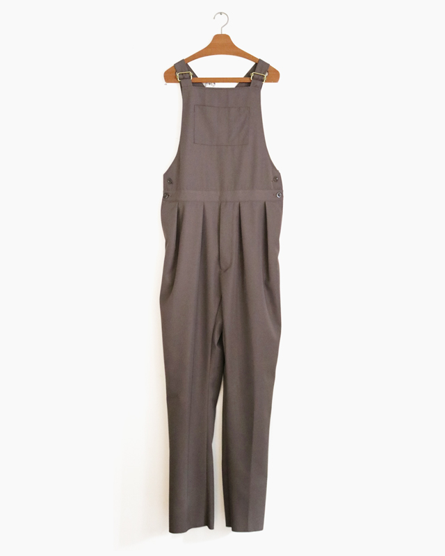 AWC SERGE|OVERALL – Lt.Brown|NEAT
