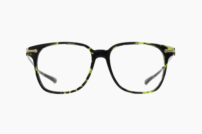 ASCOT – Green Tortoiseshell|OLIVER GOLDSMITH