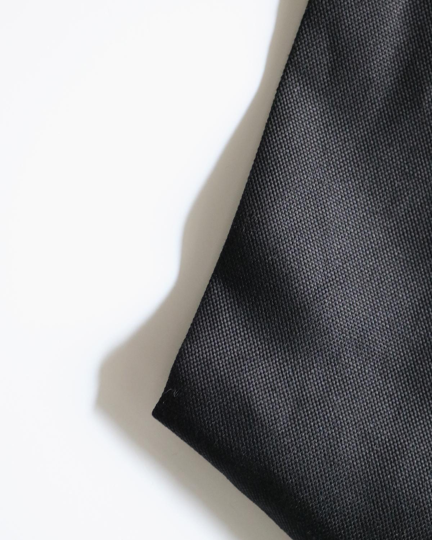 C/L OXFORD│OVERALL - Black|NEAT
