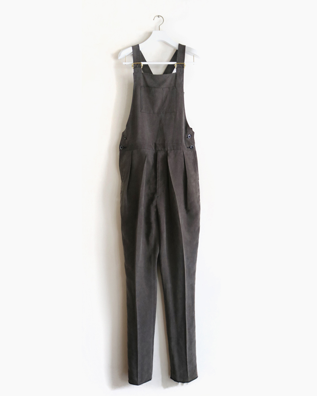 CELLULOSE NIDOM|OVERALL – Black|NEAT