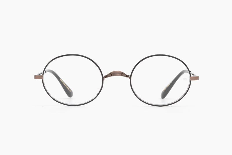Oliver Oval/Pro Titanium – Antique Copper OSBK|OLIVER GOLDSMITH