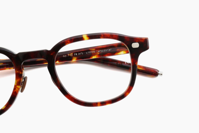no.7-Ⅲ FR - 1010S|10 eyevan