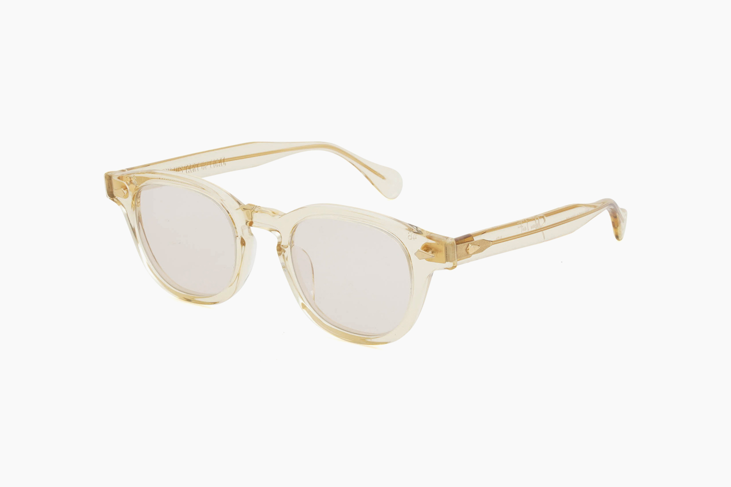 AR 46 SG - Champagne <Gold Caulking>|SUNGLASSES COLLECTION - 21SS