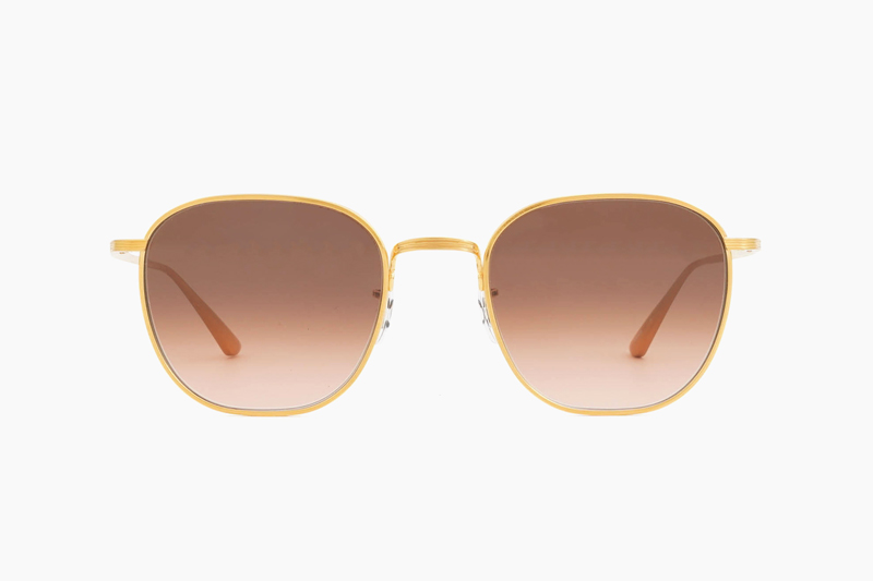 OLIVER PEOPLES THE ROW|Board Meeting 2  – Yellow Gold|OLIVER PEOPLES