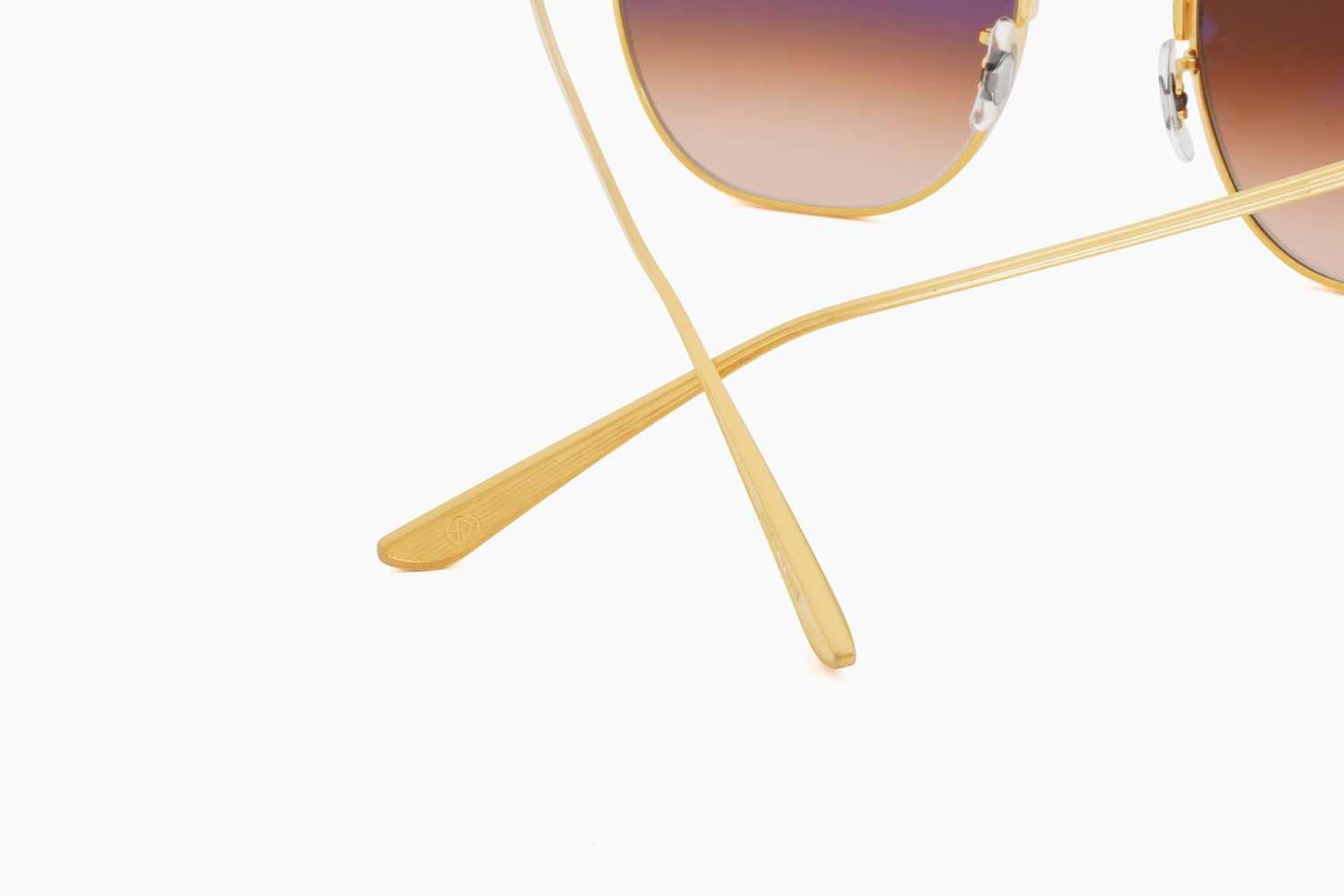 OLIVER PEOPLES THE ROW|Board Meeting 2  - Yellow Gold|SUNGLASSES COLLECTION - 21SS
