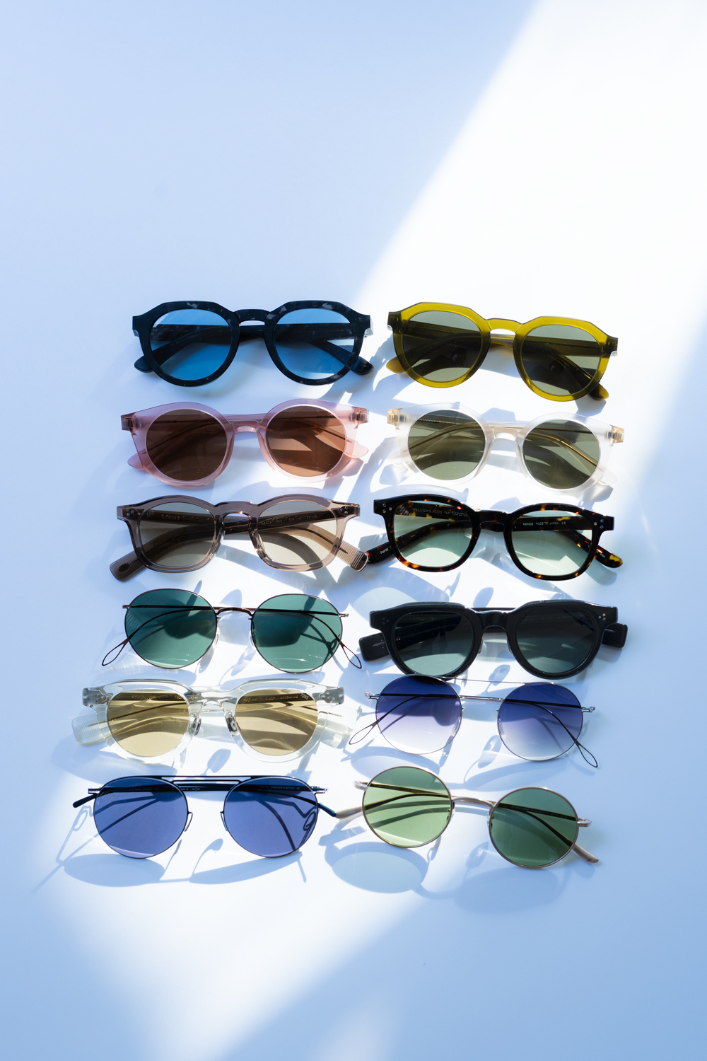 SUNGLASSES COLLECTION – 21SS