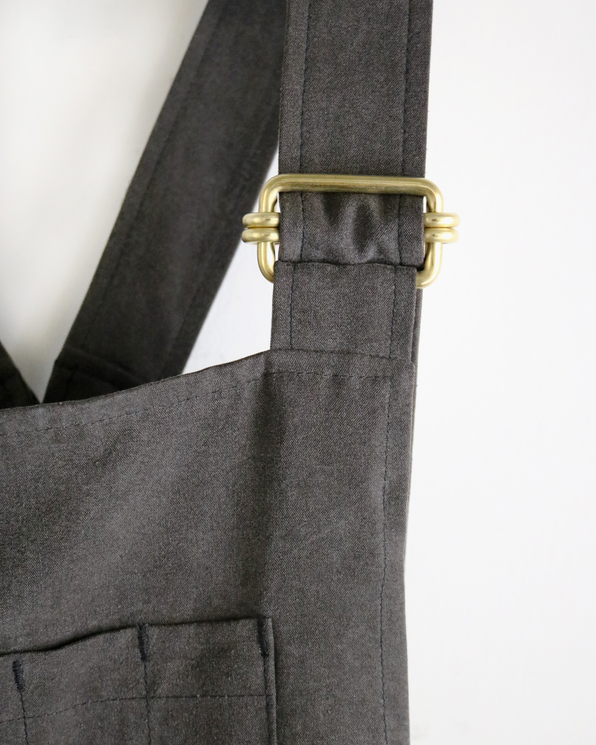 CELLULOSE NIDOM OVERALL - Black NEAT