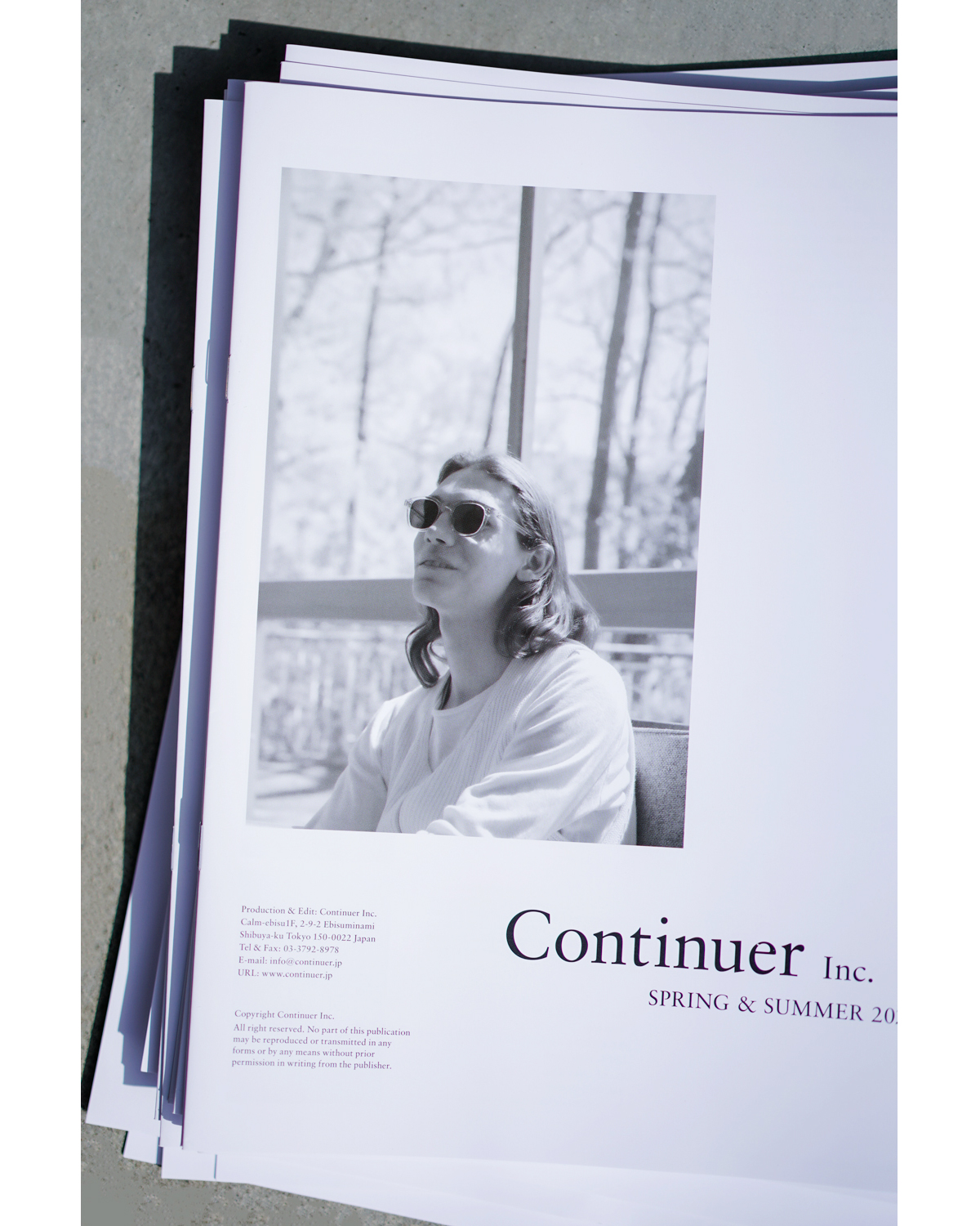SPRING & SUUMER 2021 CATALOG by Continuer Inc.