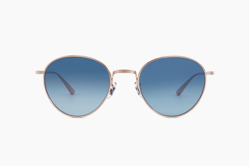 OLIVER PEOPLES THE ROW|BROWNSTONE2 – Gold|OLIVER PEOPLES