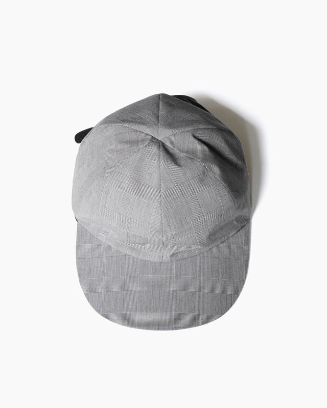【SALE】SILICON COATING CAP – Gren Check COMESANDGOES