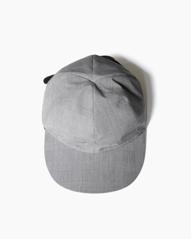 SILICON COATING CAP – Gren Check|COMESANDGOES