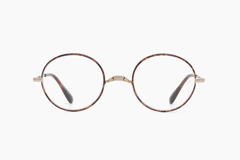 Oliver Oban Titanium – Gold MMS|OLIVER GOLDSMITH