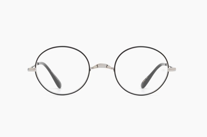 Oliver Oban Titanium – Silver BK|OLIVER GOLDSMITH