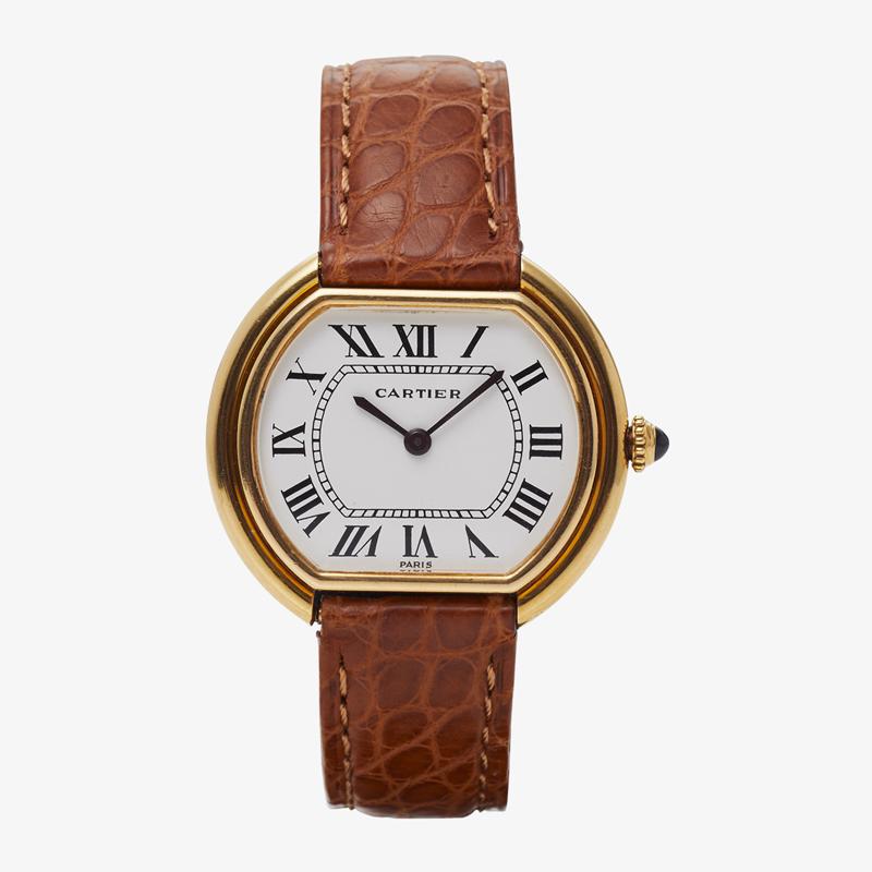 SOLD OUT|Cartier|Ellipse LM – 70's|VINTAGE Cartier