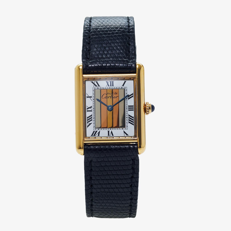 Cartier|must de Cartier TANK LM|Tricolore - 90's|VINTAGE Cartier