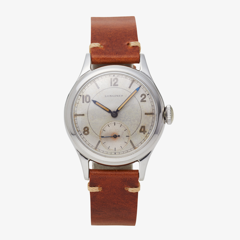 LONGINES|5 point Arabic Index|Small Second – 70's|VINTAGE LONGINES