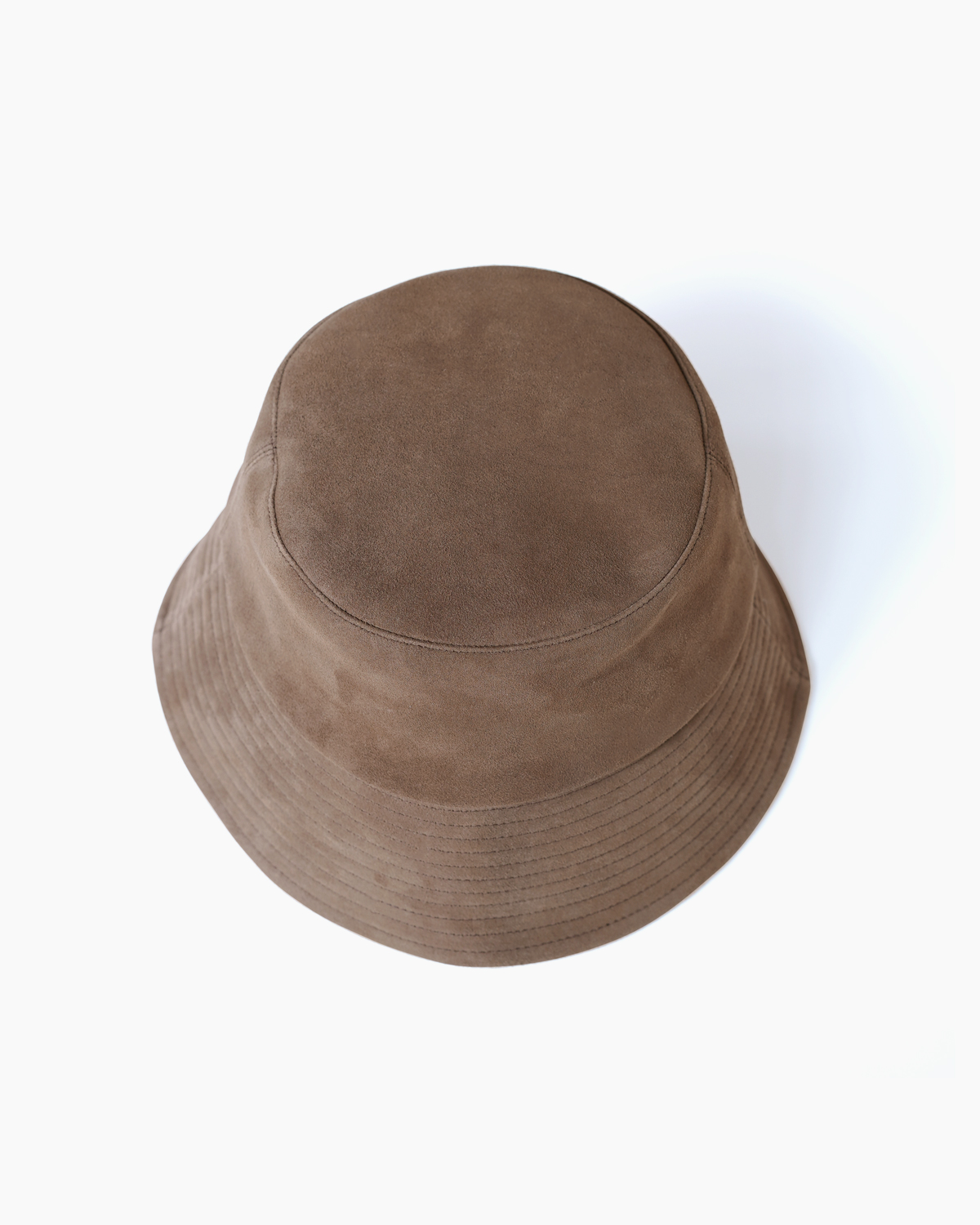 SHEEP SUEDE HAT – Light Brown|COMESANDGOES