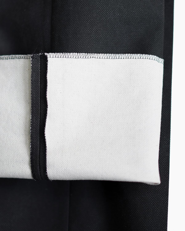 BUFFALO CLOTH PIGMENT PRINT|WIDE - Black|NEAT
