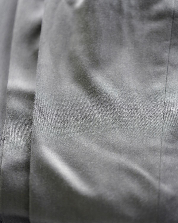 MOON SPORTING HERITAGE GABARDINE TWILL|BELTLESS - Gray|NEAT