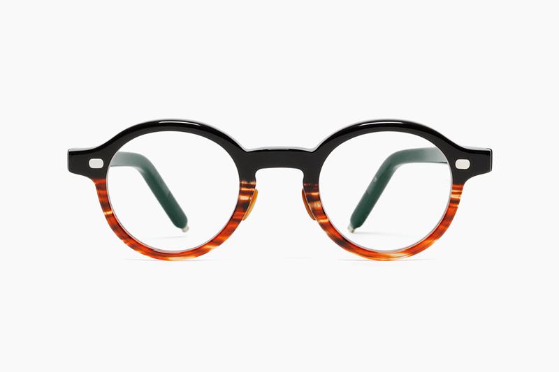 10 eyevan for CONTINUER NIHOMBASHI no.5-Ⅲ FR – 2008S – Exclusive 10 eyevan