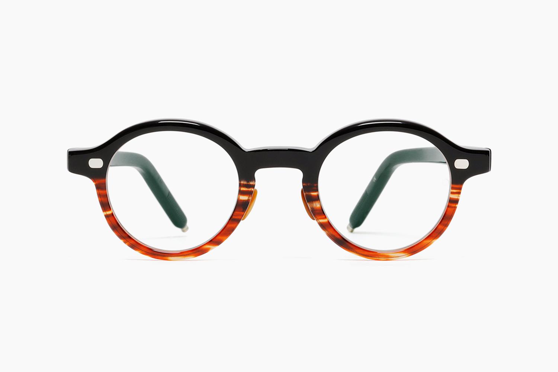 10 eyevan for CONTINUER NIHOMBASHI|no.5-Ⅲ FR – 2008S – Exclusive|10 eyevan